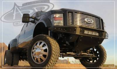 Addictive Desert Designs - ADD F072001250103 Venom Front Bumper Ford F250/F350 2008-2010 - Image 1