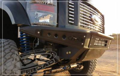 Addictive Desert Designs - ADD F072001250103 Venom Front Bumper Ford F250/F350 2008-2010 - Image 2
