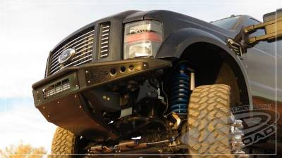 Addictive Desert Designs - ADD F072001250103 Venom Front Bumper Ford F250/F350 2008-2010 - Image 4
