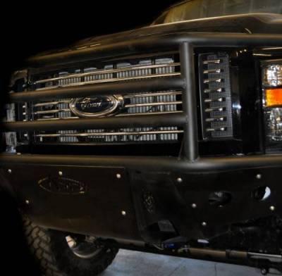 Addictive Desert Designs - ADD F072752400103 Rancher Front Bumper Ford F250/F350 2008-2010 - Image 1