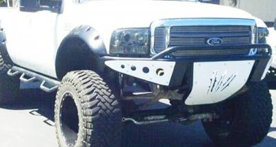 Addictive Desert Designs - ADD F093061150103 Stealth Front Bumper Ford F250/F350 1999-2007 - Image 2