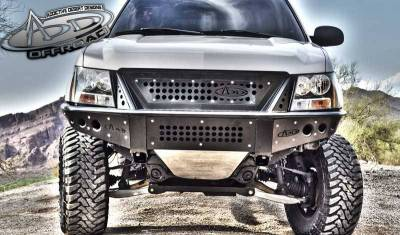 Addictive Desert Designs - ADD F1503452580103 Stealth Front Bumper with Upper Grille Chevy Tahoe / Surburban / Avalanche 2007-2013 - Image 1