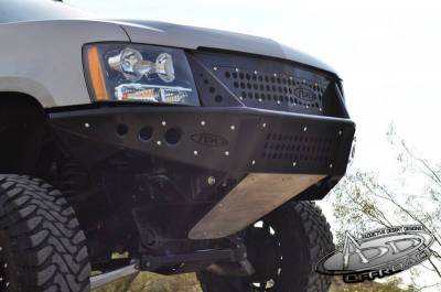 Addictive Desert Designs - ADD F1503452580103 Stealth Front Bumper with Upper Grille Chevy Tahoe / Surburban / Avalanche 2007-2013 - Image 2