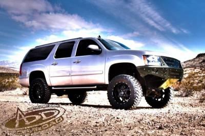 Addictive Desert Designs - ADD F1503492360103 Stealth Front Bumper Chevy Tahoe / Surburban / Avalanche 2007-2013 - Image 2