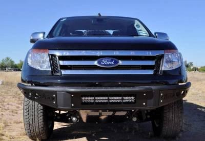 Addictive Desert Designs - ADD F252101250103 Venom Front Bumper Ford Ranger T6 2011-2013 - Image 1