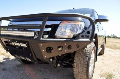 Addictive Desert Designs - ADD F252662650103 Rancher Front Bumper Ford Ranger T6 2011-2013 - Image 3