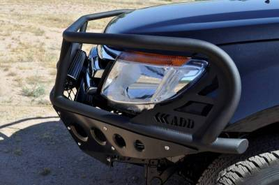 Addictive Desert Designs - ADD F252662650103 Rancher Front Bumper Ford Ranger T6 2011-2013 - Image 4