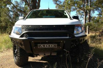 Addictive Desert Designs - ADD F253442650103 Stealth Front Bumper Ford Ranger T6 2011-2013 - Image 2