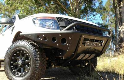 Addictive Desert Designs - ADD F253442650103 Stealth Front Bumper Ford Ranger T6 2011-2013 - Image 4
