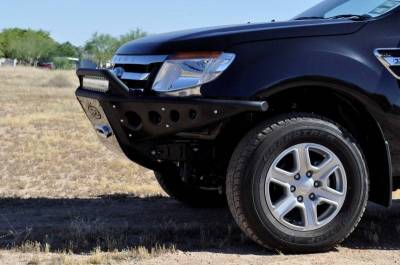Addictive Desert Designs - ADD F253471200103 Stealth Front Bumper Ford Ranger T6 2011-2013 - Image 1