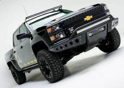 Addictive Desert Designs - ADD F282892680103 Stealth Front Bumper Chevy Silverado 1500 2014-2015 - Image 1