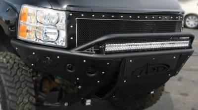 Addictive Desert Designs - ADD F292972480103 Stealth Front Bumper Chevy 2500/3500 2011-2014 - Image 4