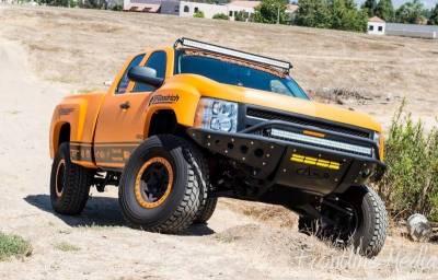 Addictive Desert Designs - ADD F302932680103 Winch Stealth Front Bumper Chevy Silverado 1500 2007-2013 - Image 3