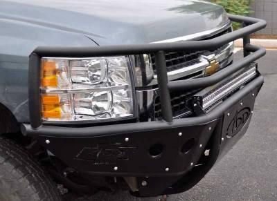 Addictive Desert Designs - ADD F312562680103 Winch Rancher Front Bumper Chevy 2500/3500 2007-2013 - Image 2