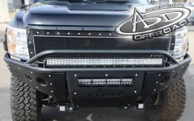 Addictive Desert Designs - ADD F312972680103 Stealth Front Bumper Chevy 2500/3500 2007-2010 - Image 5