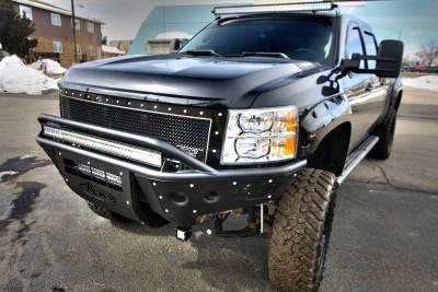 Addictive Desert Designs - ADD F312972680103 Stealth Front Bumper Chevy 2500/3500 2007-2010 - Image 6
