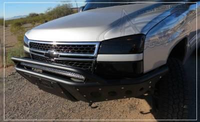 Addictive Desert Designs - ADD F323182410103 Stealth Front Bumper Chevrolet Silverado 1500 2003-2006 - Image 4