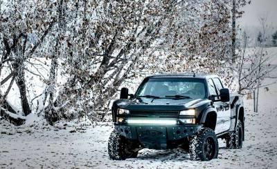 Addictive Desert Designs - ADD F332892680103 Stealth Front Bumper Chevy 2500/3500 2003-2006 - Image 2