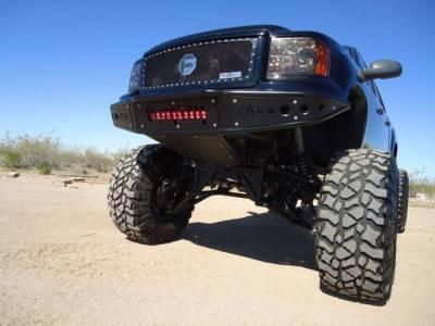 Addictive Desert Designs - ADD F412001250103 Venom Front Bumper GMC Sierra 1500 2007-2010 - Image 3