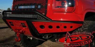 Addictive Desert Designs - ADD F422892680103 Stealth Front Bumper GMC Sierra 1500 2014-2015 - Image 5