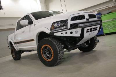 Addictive Desert Designs - ADD F503352480103 Stealth Front Bumper Dodge Ram 1500 2009-2018 - Image 5