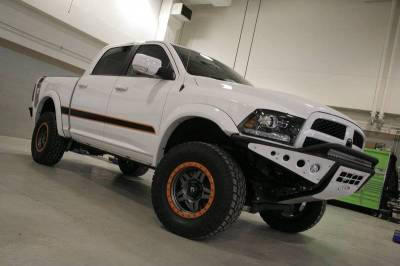 Addictive Desert Designs - ADD F503352480103 Stealth Front Bumper Dodge Ram 1500 2009-2018 - Image 1