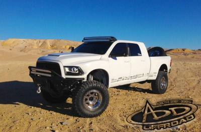 Addictive Desert Designs - ADD F513352480103 Stealth Front Bumper Dodge Ram 2500/3500 2010-2018 - Image 2