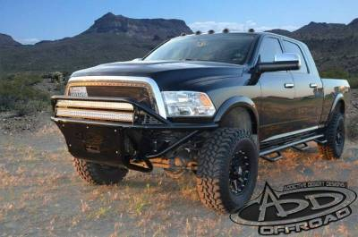 Addictive Desert Designs - ADD F513352480103 Stealth Front Bumper Dodge Ram 2500/3500 2010-2018 - Image 5