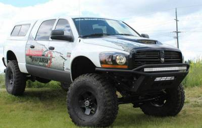 Addictive Desert Designs - ADD F513372400103 Standard Front Bumper No Stealth Dodge RAM 2500/3500 2010-2018 - Image 3