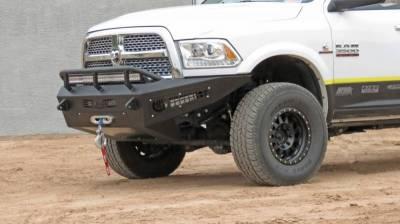 Addictive Desert Designs - ADD F517355000103 Winch Honey Badger Front Bumper Dodge Ram 2500/3500 2010-2018 - Image 3