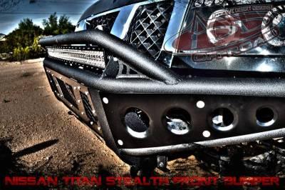 Addictive Desert Designs - ADD F902942390103 Stealth Front Bumper Nissan Titan 2004-2013 - Image 3
