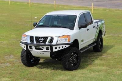 Addictive Desert Designs - ADD F902942390103 Stealth Front Bumper Nissan Titan 2004-2013 - Image 8