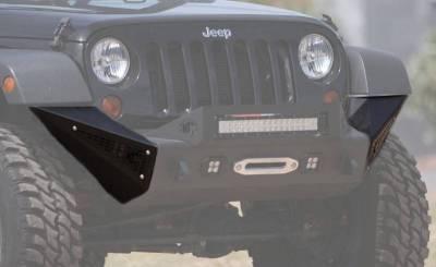 Addictive Desert Designs - ADD F951261280103 Stealth Fighter Large Side Pods Jeep JK 2007-2014 - Image 1