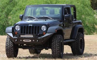 Addictive Desert Designs - ADD F951261280103 Stealth Fighter Large Side Pods Jeep JK 2007-2014 - Image 2