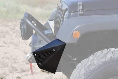 Addictive Desert Designs - ADD F951261280103 Stealth Fighter Large Side Pods Jeep JK 2007-2014 - Image 4