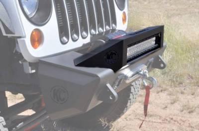 """Addictive Desert Designs - ADD F9512812501NA Stealth fighter 20"""" LED Hoop Jeep JK 2007-2014 - Image 5"""