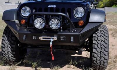 Addictive Desert Designs - ADD F951321280103 Stealth Fighter Large Side Pods Jeep Wrangler JK 2007-2017 - Image 2