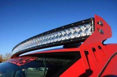 Addictive Desert Designs - ADD L3355011003NA Cab Mounted Lightbar Mount Chevy/GMC 2500/3500 2003-2006 - Image 6
