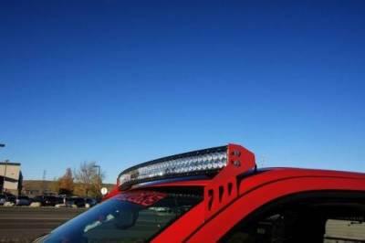Addictive Desert Designs - ADD L3355011003NA Cab Mounted Lightbar Mount Chevy/GMC 2500/3500 2003-2006 - Image 7