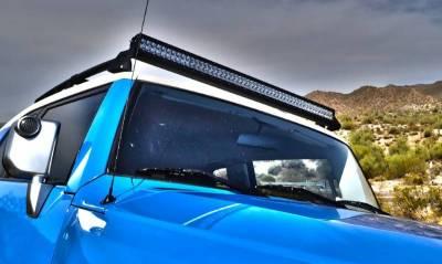 Addictive Desert Designs - ADD L8055111003NA Roof Mounted Light Mount Toyota FJ Cruiser 2007-2013 - Image 1