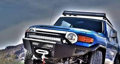 Addictive Desert Designs - ADD L8055111003NA Roof Mounted Light Mount Toyota FJ Cruiser 2007-2013 - Image 2