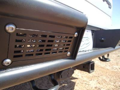 Addictive Desert Designs - ADD R011021280103 Stealth Fighter Rear Bumper Ford Ecoboost F150 2011-2014 - Image 1