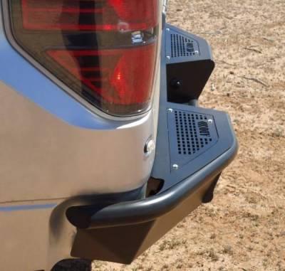 Addictive Desert Designs - ADD R011021280103 Stealth Fighter Rear Bumper Ford Ecoboost F150 2011-2014 - Image 5