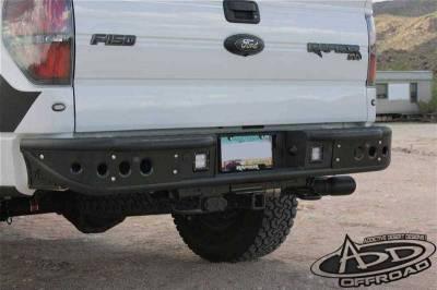 Addictive Desert Designs - ADD R012251280103 Venom Rear Bumper Ford Ecoboost F150 2011-2014 - Image 1
