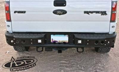 Addictive Desert Designs - ADD R012251280103 Venom Rear Bumper Ford Ecoboost F150 2011-2014 - Image 3