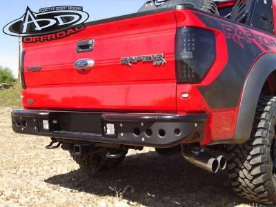 Addictive Desert Designs - ADD R012251280103 Venom Rear Bumper Ford Ecoboost F150 2011-2014 - Image 4