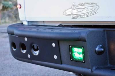 Addictive Desert Designs - ADD R012251280103 Venom Rear Bumper Ford Ecoboost F150 2011-2014 - Image 6