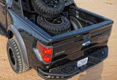 "Addictive Desert Designs - ADD R0123012801NA Dimple ""R"" Rear Bumper Ford Ecoboost F150 2011-2014 - Image 6"