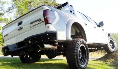 "Addictive Desert Designs - ADD R013281280103 Stealth ""R"" Rear Bumper Ford Ecoboost F150 2011-2014 - Image 5"