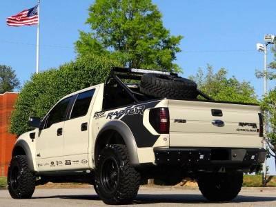 "Addictive Desert Designs - ADD R013281280103 Stealth ""R"" Rear Bumper Ford Ecoboost F150 2011-2014 - Image 6"